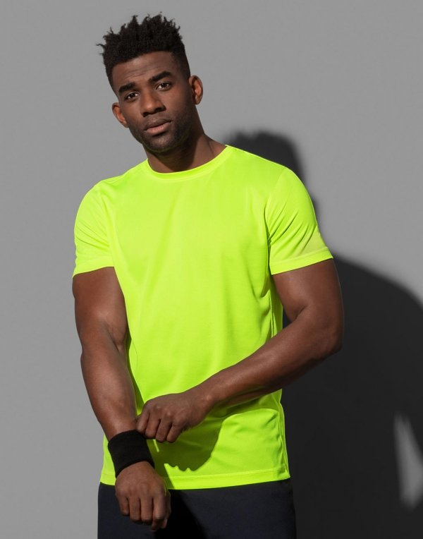 Tricou Poliester, Stedman Active 140