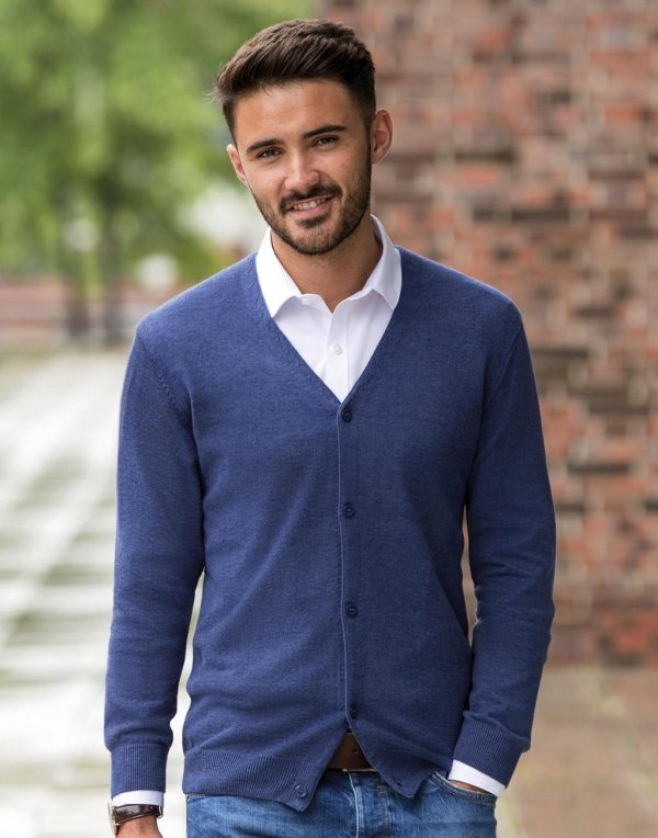 Cardigan Knitted, Russell