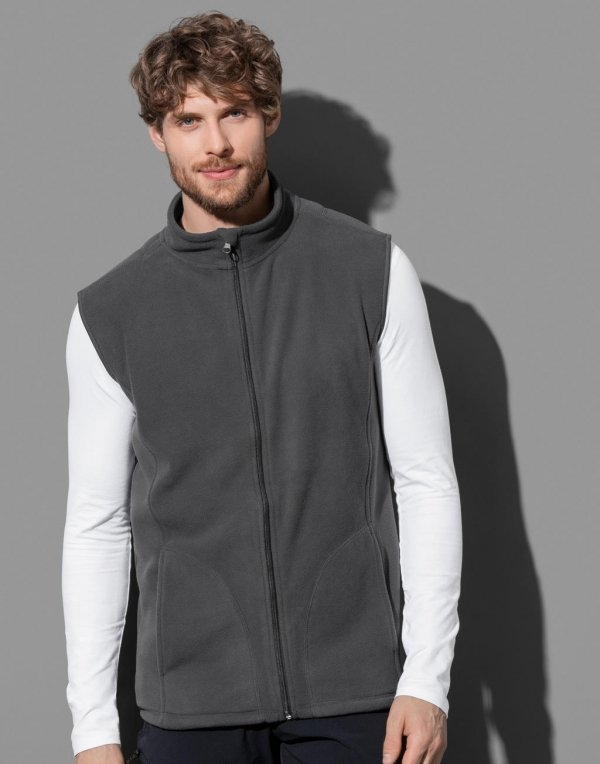 Vesta Fleece Barbati, Stedman Active