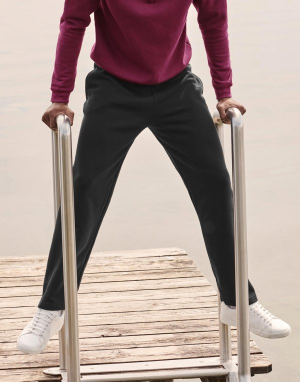 Pantaloni Sport Subtiri, Fruit of the Loom