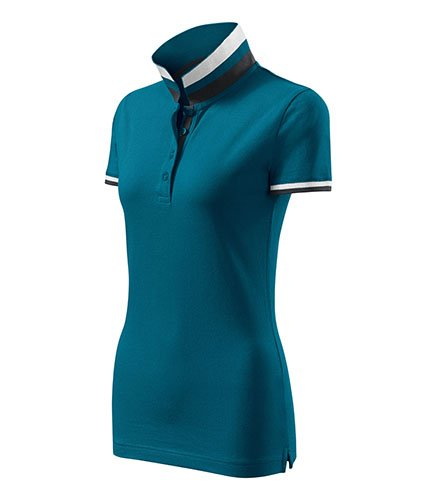 Tricou Polo Dama, Malfini Collar Up
