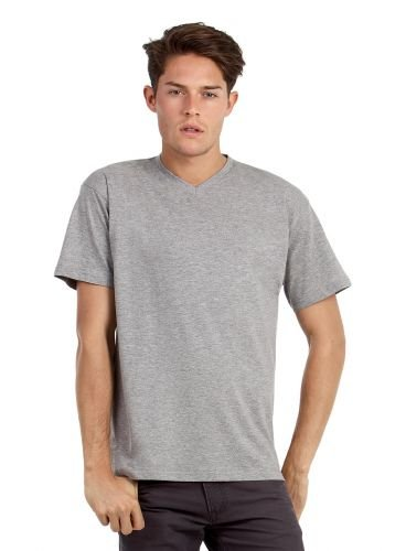 Tricou Exact V-Neck, B&C Collection