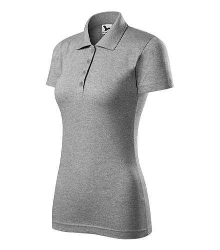 Tricou Polo Dama Single Jersey, Malfini