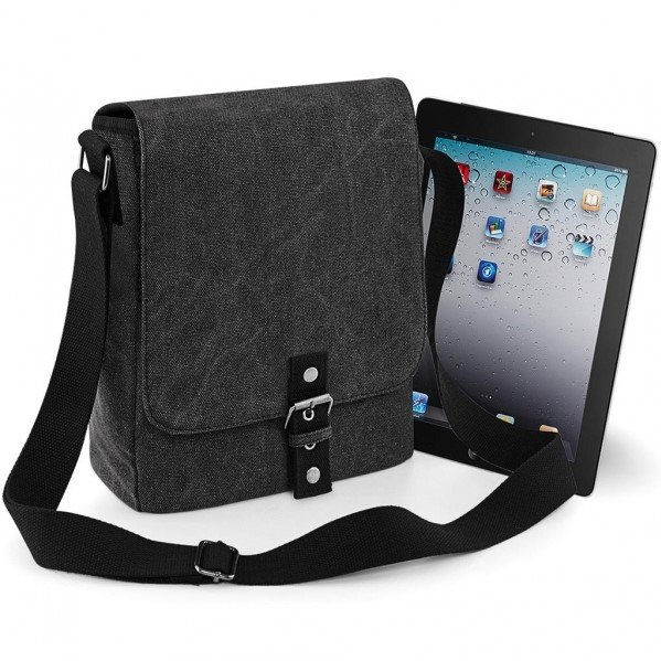 Geanta Vintage Canvas iPad / Tablet
