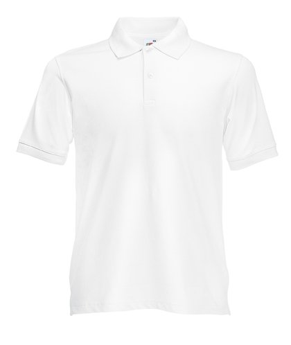 Tricou Fruit of the Loom Slim Fit Polo, XXL